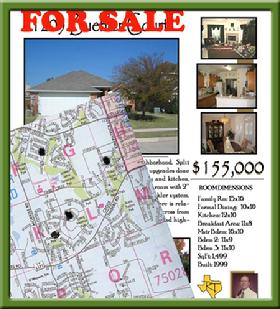 Home For Sale In North Texas